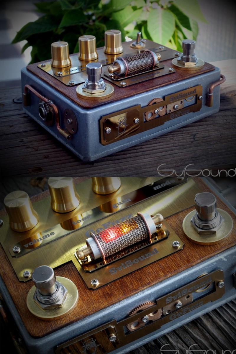 Germanium Fuzz+ Booster vintage edition