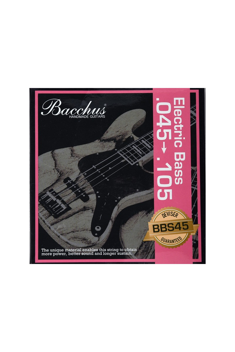 Bacchus Strings 45-105